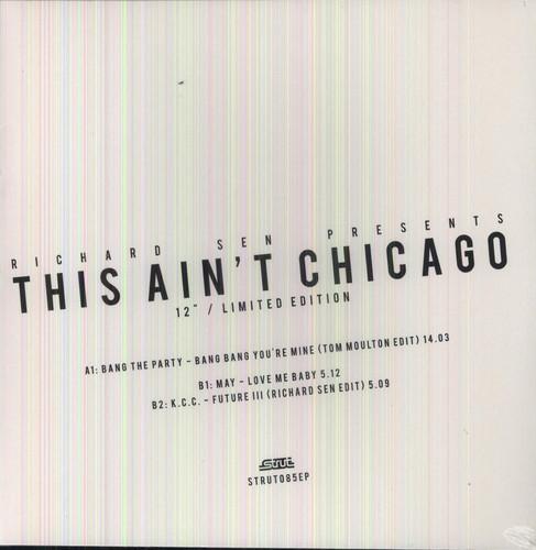This Aint Chicago: Richard Sen Edits