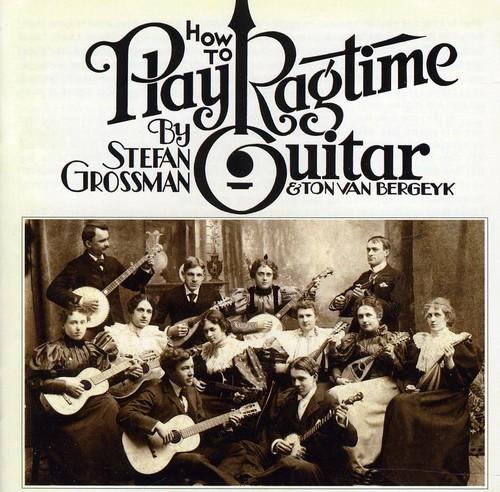 Stefan Grossman - How To Play Ragtime Guitar