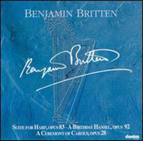 Music of Benjamin Britten