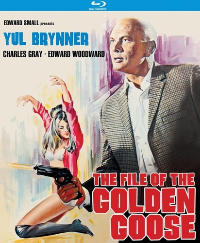 - File Of The Golden Goose