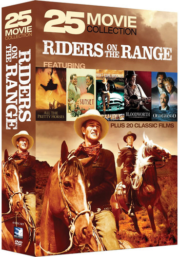 Riders on the Range: 25 Movie Collection