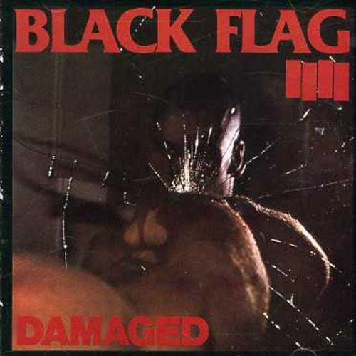 Black Flag-Damaged