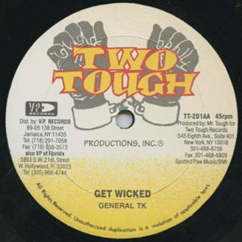 Get Wicked/ Hot Stuff