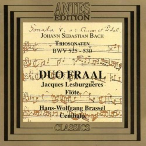 Trio Sonatas BWV 525-530