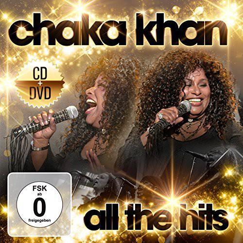 Chaka Khan - All The Hits (W/Dvd)