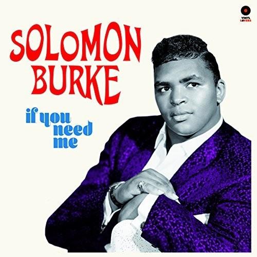 Solomon Burke - If You Need Me + 2 Bonus Tracks