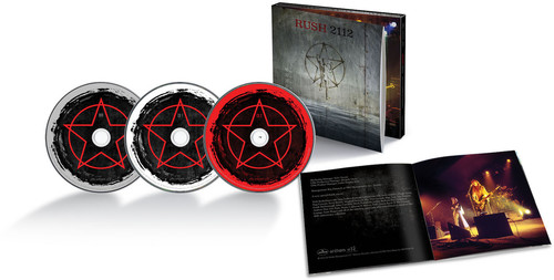 Rush - 2112: 40th Anniversary [Deluxe 2CD/DVD]