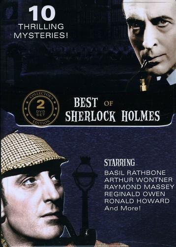 Best of Sherlock Holmes