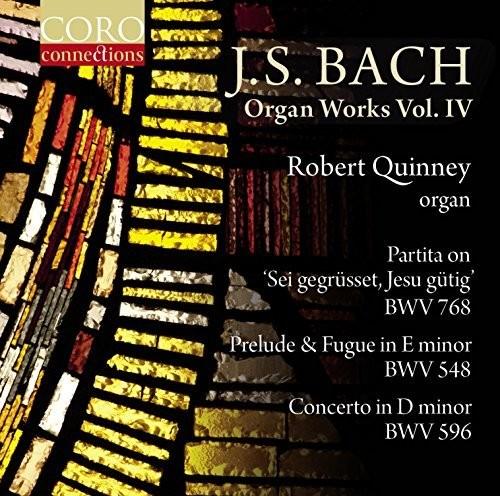 Organ Works Volume Iv