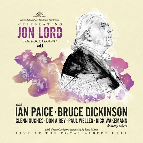 Celebrating Jon Lord: The Rock Legend 1