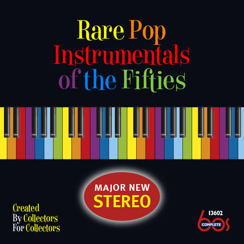 Rare Pop Instrumentals of the Fifties