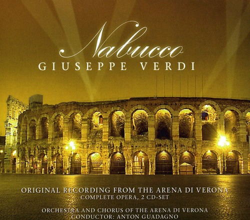 Nabucco: Orig Rec Arena Di Verona