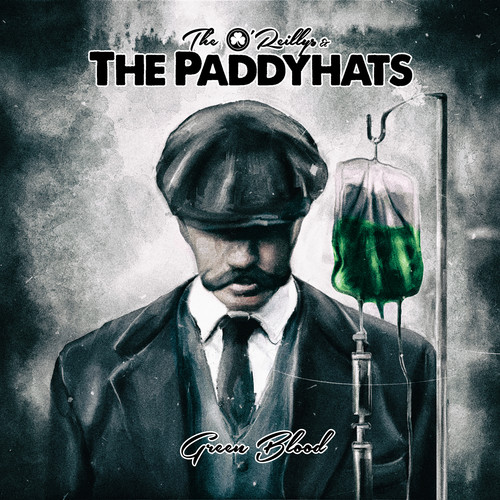 The O'Reillys And The Paddyhats - Green Blood [Limited Edition] (Box)