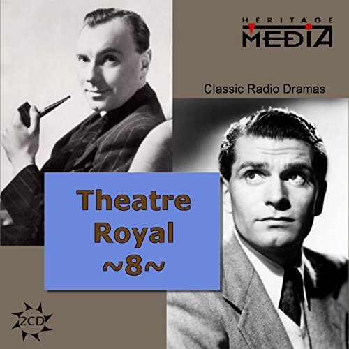 Theater Royal: Classics from Britain & Ireland, Vol. 8