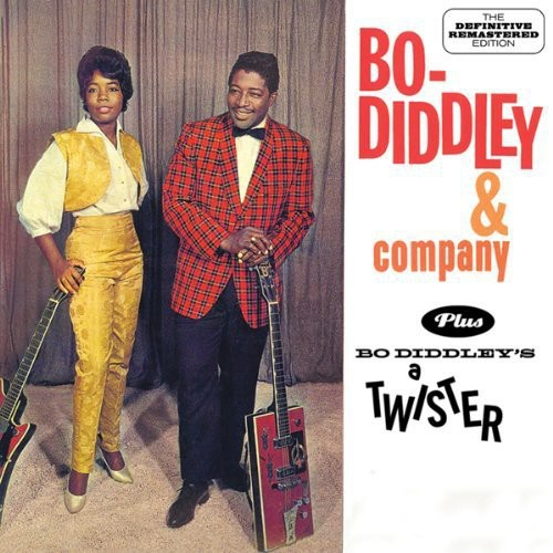 Bo Diddley & Company /  Bo Diddley's a Twister [Import]