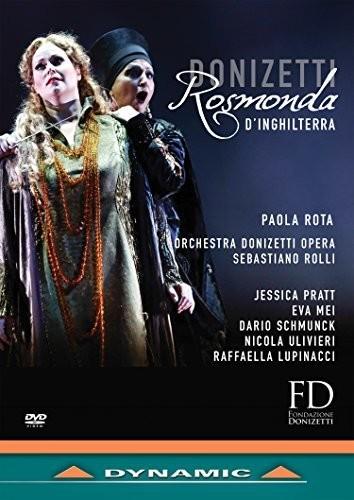 Gaetano Donizetti: Rosmonda d'Inghilterra