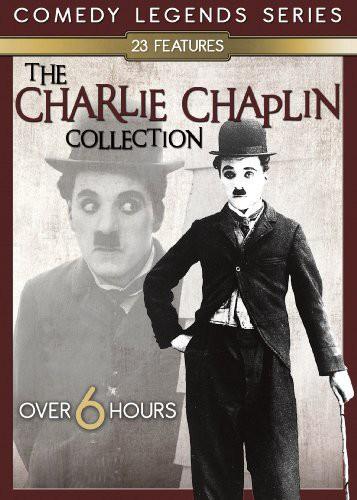 Charlie Chaplin: Volume 1 (23 Features)