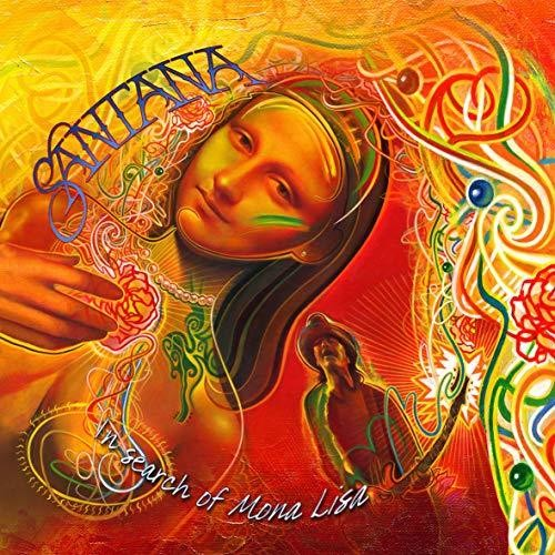 Santana - In Search Of Mona Lisa EP