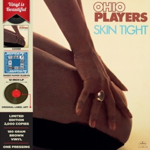 Ohio Players - Skin Tight [Limited Edition Brown Vinyl]