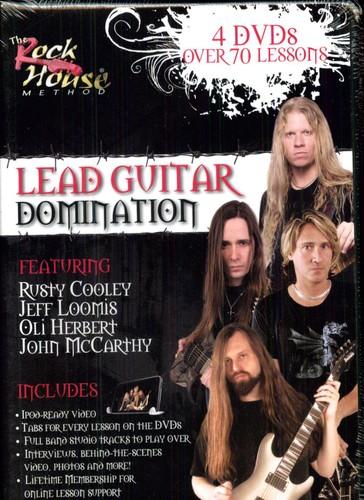 Lead Guitar Domination