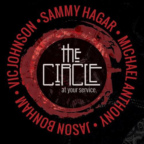 Sammy Hagar & The Circle - At Your Service (Live 2 CD Set)