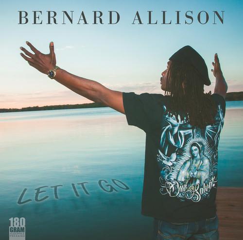 Bernard Allison - Let It Go [LP]
