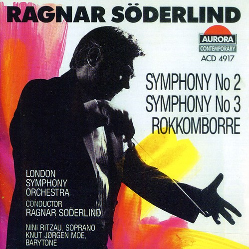 Symphonies 2 & 3 /  Rokkomborre
