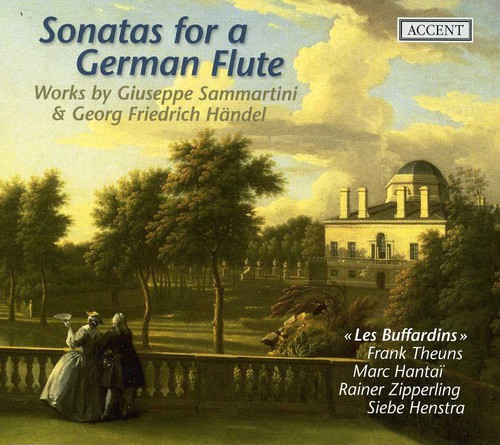 Sonatas for a German Flute