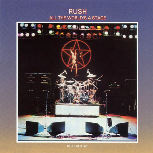 Rush - All The World's A Stage [Vinyl]