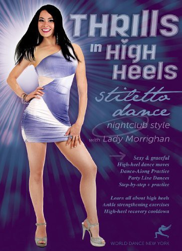 Thrills in High Heels With Lady Morrighan