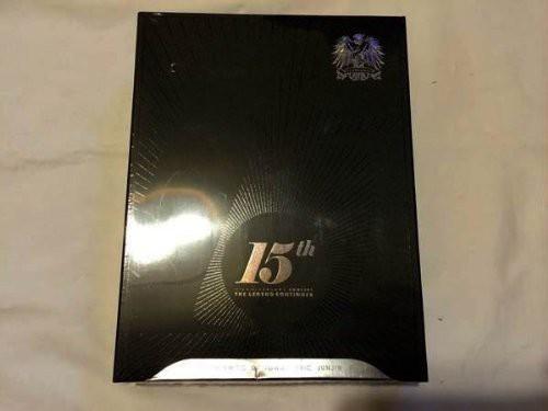 Shinhwa 15th Anniversary Concert the Legend Contin [Import]