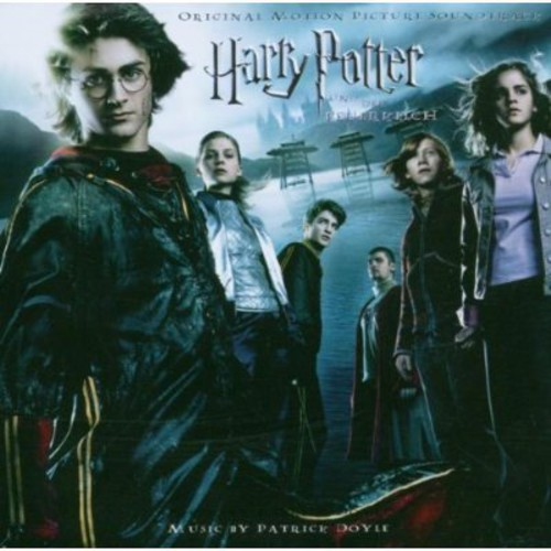 Various Artists-Harry Potter and the Goblet of Fire (Original Soundtrack)