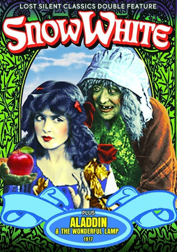 Snow White /  Aladdin and the Wonderful Lamp