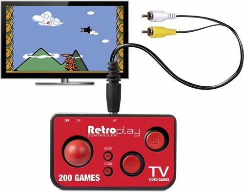 - My Arcade RetroPlay Controller