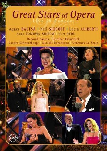 Great Stars of Opera