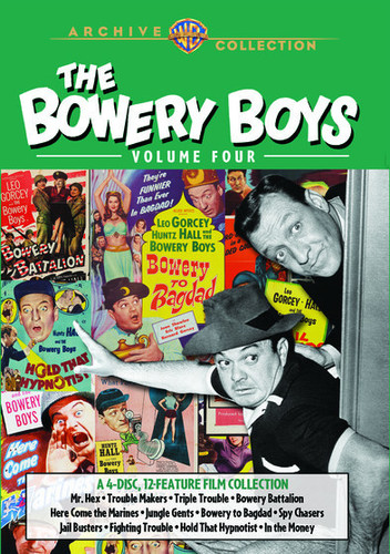 The Bowery Boys: Volume Four