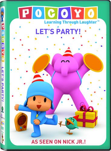Pocoyo: Let's Party!