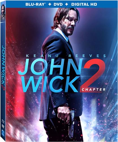 John Wick: Chapter 2 [Blu-ray/DVD]