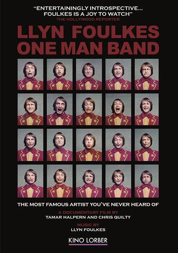 Llyn Foulkes: One Man Band