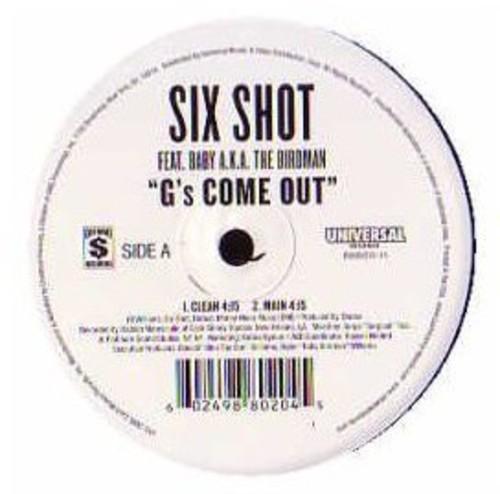 G's Come Out (X4) [Explicit Content]