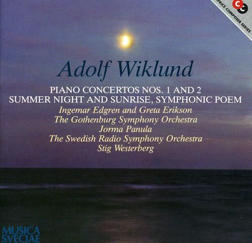 Piano Concertos Nos 1 & 2 /  Summer Night & Sunrise