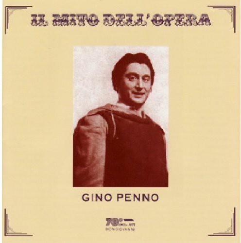 Gino Penno: Recital