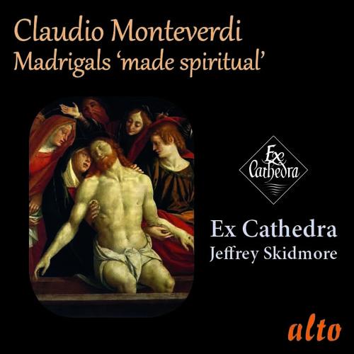 Monteverdi: Madrigals Made Spiritual