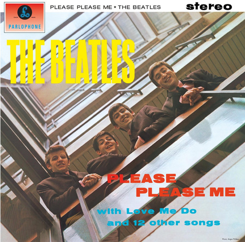 The Beatles - Please Please Me [Reissue] [Remastered] [180 Gram]