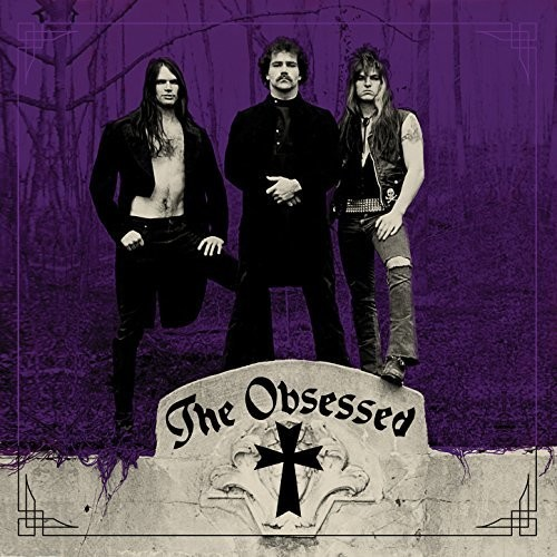 The Obsessed - The Obsessed [LP]