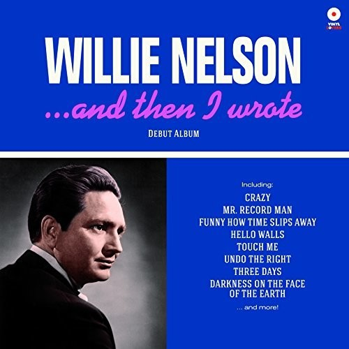 Willie Nelson - & Then I Wrote [LP]