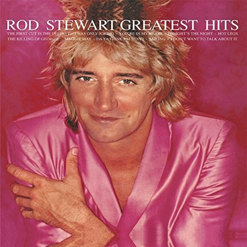 Rod Stewart - Greatest Hits Vol 1 [Import LP]