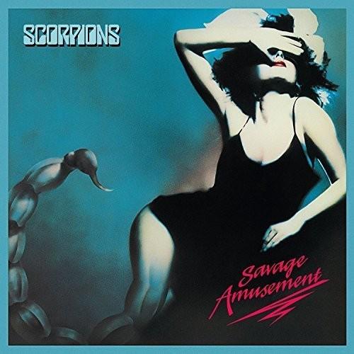 Scorpions - Savage Amusement: 50th Anniversary [Import Limited Edition Vinyl]