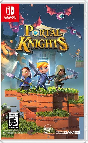 - Portal Knights for Nintendo Switch