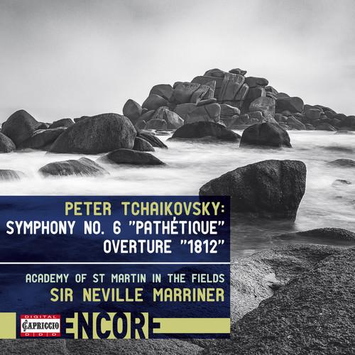 Tchaikovsky: Symphony No. 6 Pathetique /  Overture 1812
